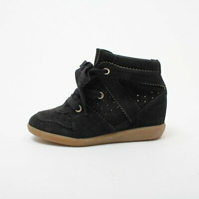 Isabel Marant 'Bobby' Wedge Sneakers Size 38