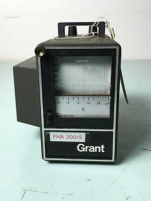 Grant Chart Recorder Model DB9-U Laboratory Lab Equipment