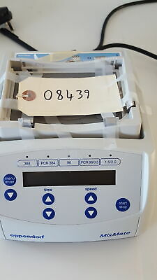 Eppendorf Mixmate 5353 Microplate Shaker Spares Repair