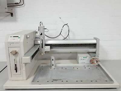 Gilson 215 Liquid Handler Automated Pipetting Instrument 819 Injection Valve