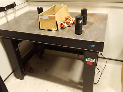 TMC Anti-Vibration Optics Table Cleantop II Steel Honeycomb Model 78-231-12R