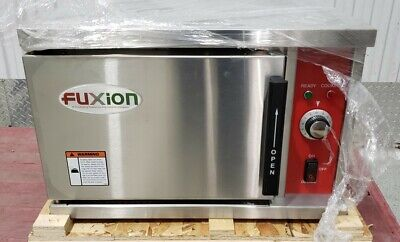 Fuxion FXSX-3  Electric Countertop Convection Steamer (SAME- CROWN EPX-3 SX-3)
