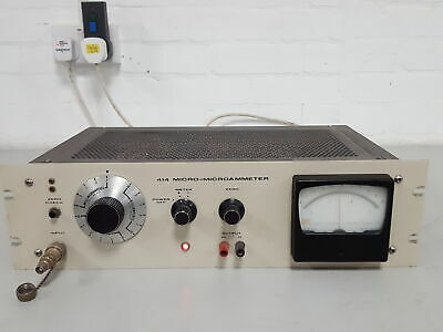 Keithley Instruments 414 Micro-Microammeter Lab