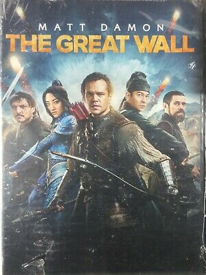 The Great Wall [New DVD]
