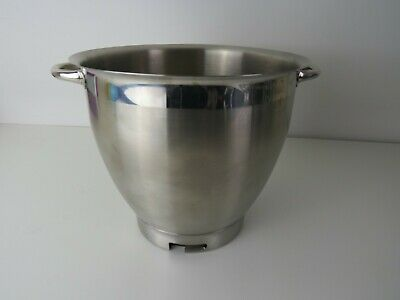 New  Kenwood Stainless Bowl  for Chef XL Elite, food processor bowl, UK