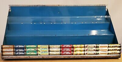Antique, LIFE SAVERS CANDY, Store Advertising Display!