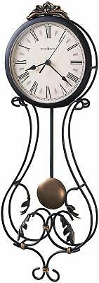 Howard Miller Paulina Wall Clock 625-296 – Modern Pendulum & Quartz Movement