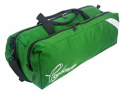 Dixie Ems Oxygen O2 Duffle Trauma First Responder Carry Bag Foam Padded Case