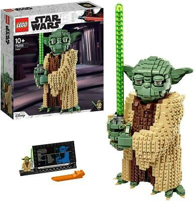 Lego Star Wars Yoda # 75255 (Sealed & New) (Becoming V. RARE) Disney Exclusive