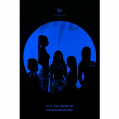ITZY  [ IT'z ME ] Album CD Photocard Photobook Poster P. Benefit Tracking Sealed