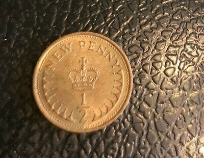 1979 New Penny 1/2