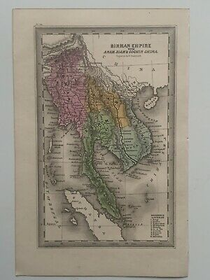 MAP ANTIQUE 1864 MITCHELL NEW ORLEANS CITY PLAN LARGE REPRO POSTER PRINT PAM1834