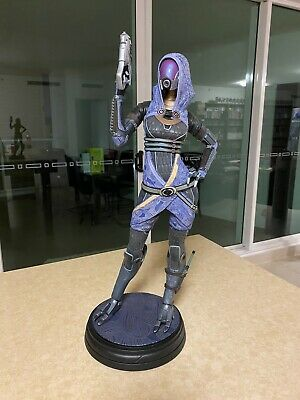 Mass Effect Tali'Zorah 1/4 Scale Statue by Gaming Heads | Like New