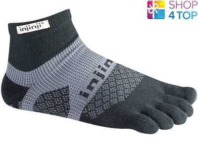 INJINJI SNOW TOE SOCKS TURQUOISE MIDWEIGHT OVER THE CALF NUWOOL FIVE FINGER NEW