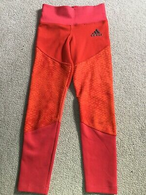 Adidas Girls' Sports Leggings, Age 7-8