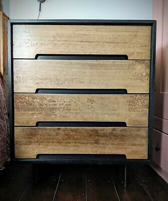 Retro Mid century Stag C Range chest of drawers by John and Sylvia Reid