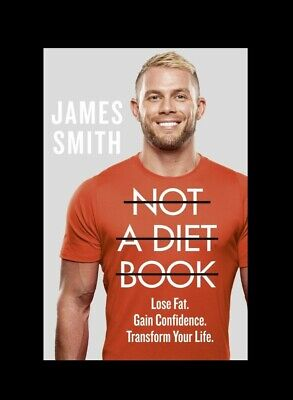 Not a Diet Book by James Smith fast delivery Pdf Mobi EPUB