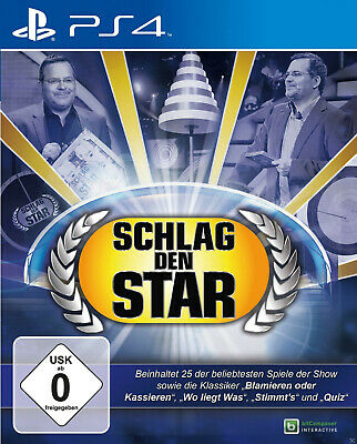Schlag den Star - PlayStation 4