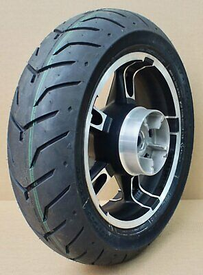 "Harley original Alu Rad Black 16x5 Wheel ""ENFORCER"" Touring"