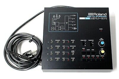 Roland MPU-101 MIDI to CV Interface - Vintage