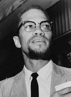 MALCOM X GLOSSY POSTER PICTURE PHOTO little islam malcolm civil rights 2328