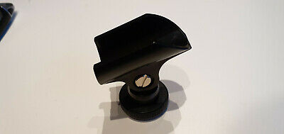 Microphone Holder for Video Cameras with Hotshoe New