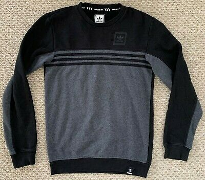 Adidas Rooster Crew Sweatshirt ORIGINALS F77383 Mens Sizes RARE!