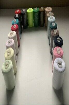 polyester machine sewing thread