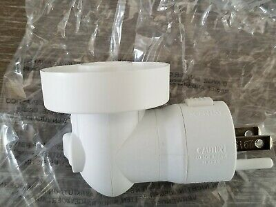 Brand New SCENTSY Replacement Nightlight GLASS Plug In Mini Warmer Swivel Base
