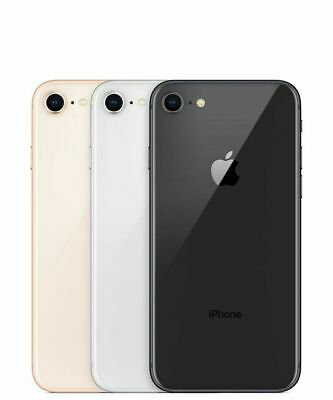 Apple iPhone 8 64GB 256GB Factory Unlocked Smartphone Gold Gray Silver iOS Mobil