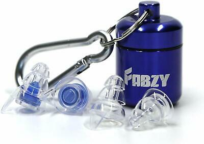 High Fidelity Hearing Protection Earplugs Noise Cancelling Lowers Sound By 23db