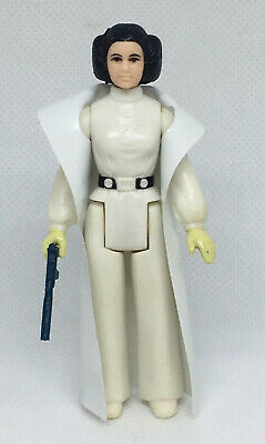 Vintage STAR WARS First 12 COMPLETE Figure - Leia Organa 'WHITE HANDS' - 1977