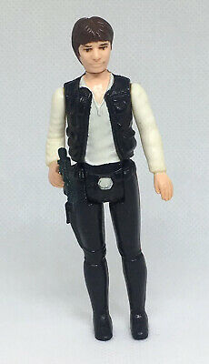 Vintage STAR WARS Figure FIRST 12 COMPLETE - HAN SOLO - 1977 ESB 'BEWDIFUL!!!'