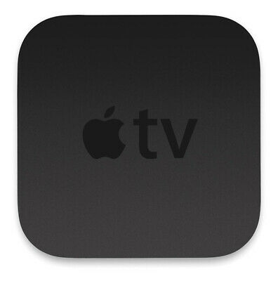 Apple TV 4K (5th gen) 32GB Streaming Media Player w/Remote & Power Cable