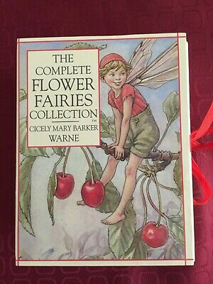The Complete Flower Fairies Collection by Cecily Mary Barker (Box set, 1990)