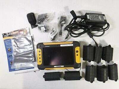 Trimble Yuma Tablet Rugged Handheld Computer PC with accessories