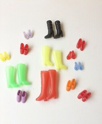 Vintage Bulk Doll Shoes Boots