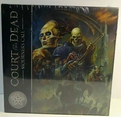 SHOUDRIEVES COVEN UNDEAD MINIATURE //COURT OF THE DEAD MOURNERS CALL G469