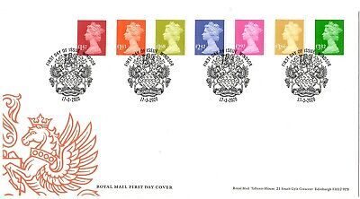 2020 GB TARIFF  First Day Cover + MACHINS + REGIONALS FDC 17/03/20