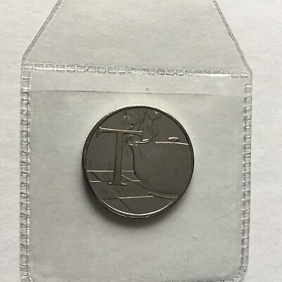 Great British Coin Hunt A-Z Alphabet 10p Uncirculated Letter T For Teapot 2018