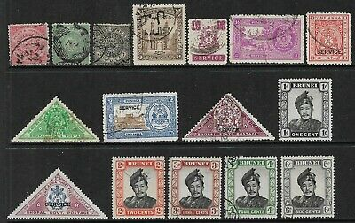 BRITISH COMMONWEALTH Very Nice Early Mint and Used Issues Selection (Mar 500)