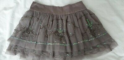 M&S Autograph Girls Beautiful Skirt. Age 6