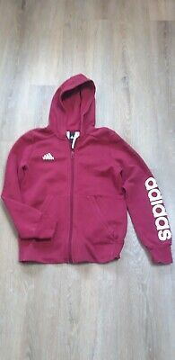 Adidas zip up Girls jacket