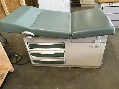 Midmark Ritter 204 Medical Exam Table
