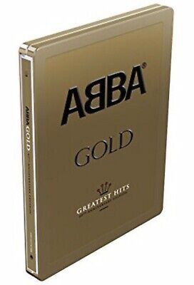 ABBA Gold Greatest Hits 40th Anniversary Edition / Steelbook 3 CDs