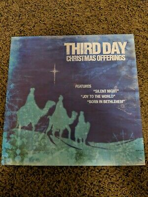 Third Day Christmas Offerings Promo Flat Poster 12x12