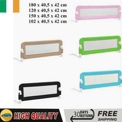 Child Bed Rail Baby Kids Cot Bed Protection Guard Toddler Safety Sturdy Foldable