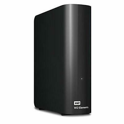 Western Digital WD 12TB Elements Desktop External Hard Drive USB 3.0 New Sealed