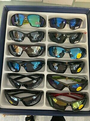 Job Lot 20 pairs of assorted sunglasses - Random Men's Selection - Buy It Now!