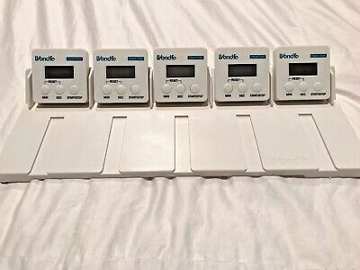 Wondfo Finecare Vet Incubation Tray & Timers
